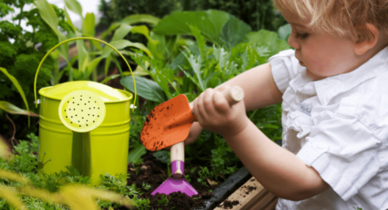 How to Get Started Gardening With Your Kids This Spring