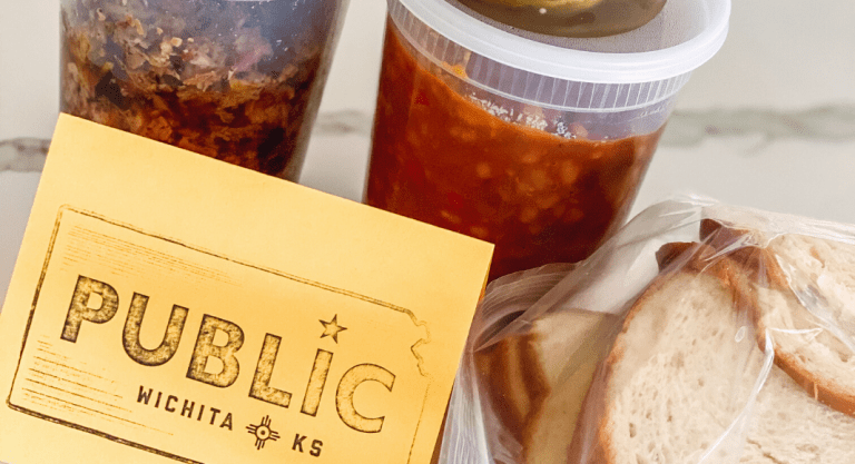 Family Style Wichita Dining with Curbside Pick Up and Delivery