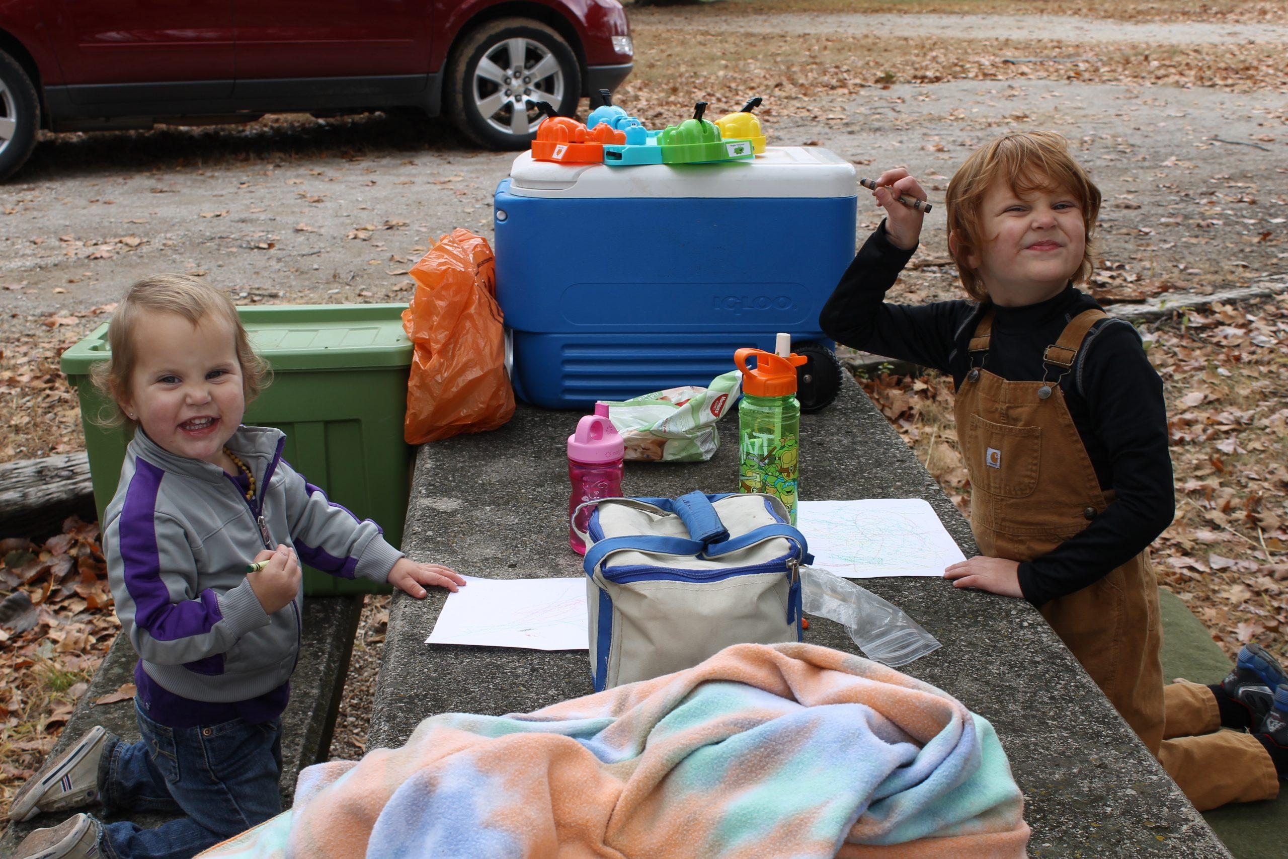 Camping Wichita