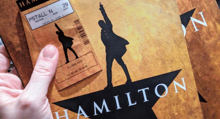 How to Host A Hamilton Watch Party (with Free Printable Hamilton BINGO Card!)