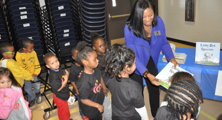 Storytime Village: Improving and Promoting Literacy for Wichita Children