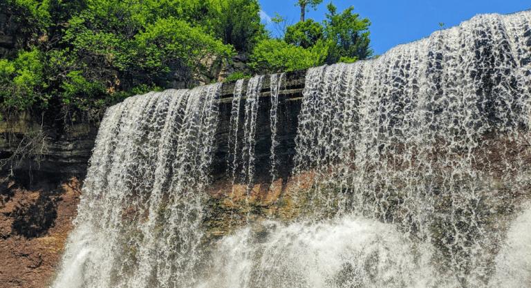 Five Waterfalls to Visit Near Wichita