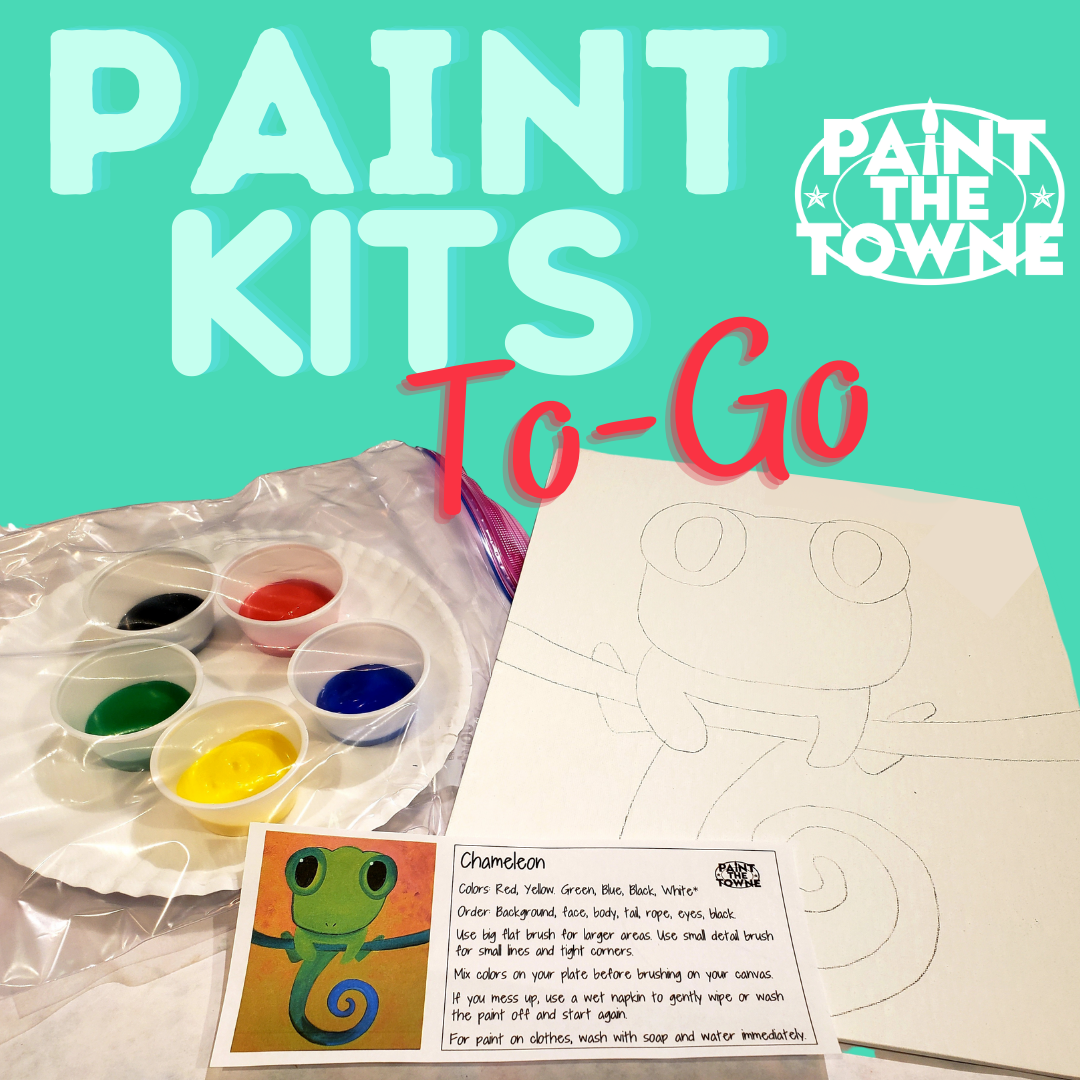 Enrichment Paint Towne 2020