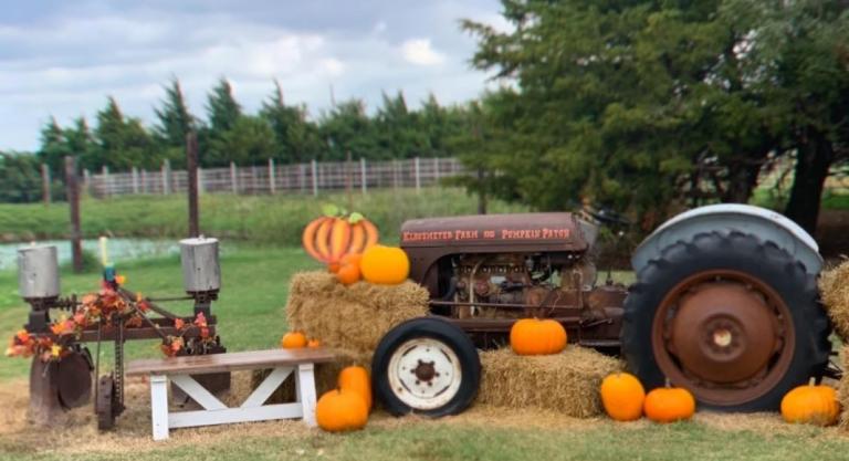 Klausmeyer Farm & Pumpkin Patch Opening September 19th