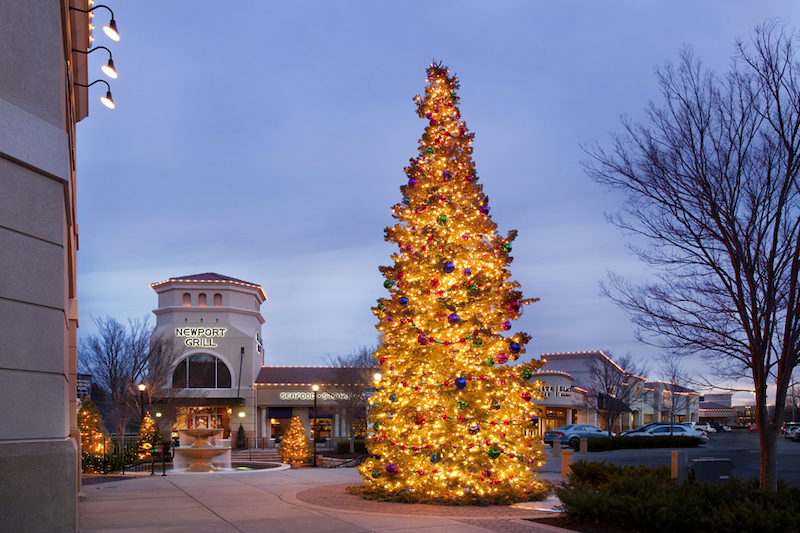 Christmas and Holiday Events Bradley Fair Tree Lighting
