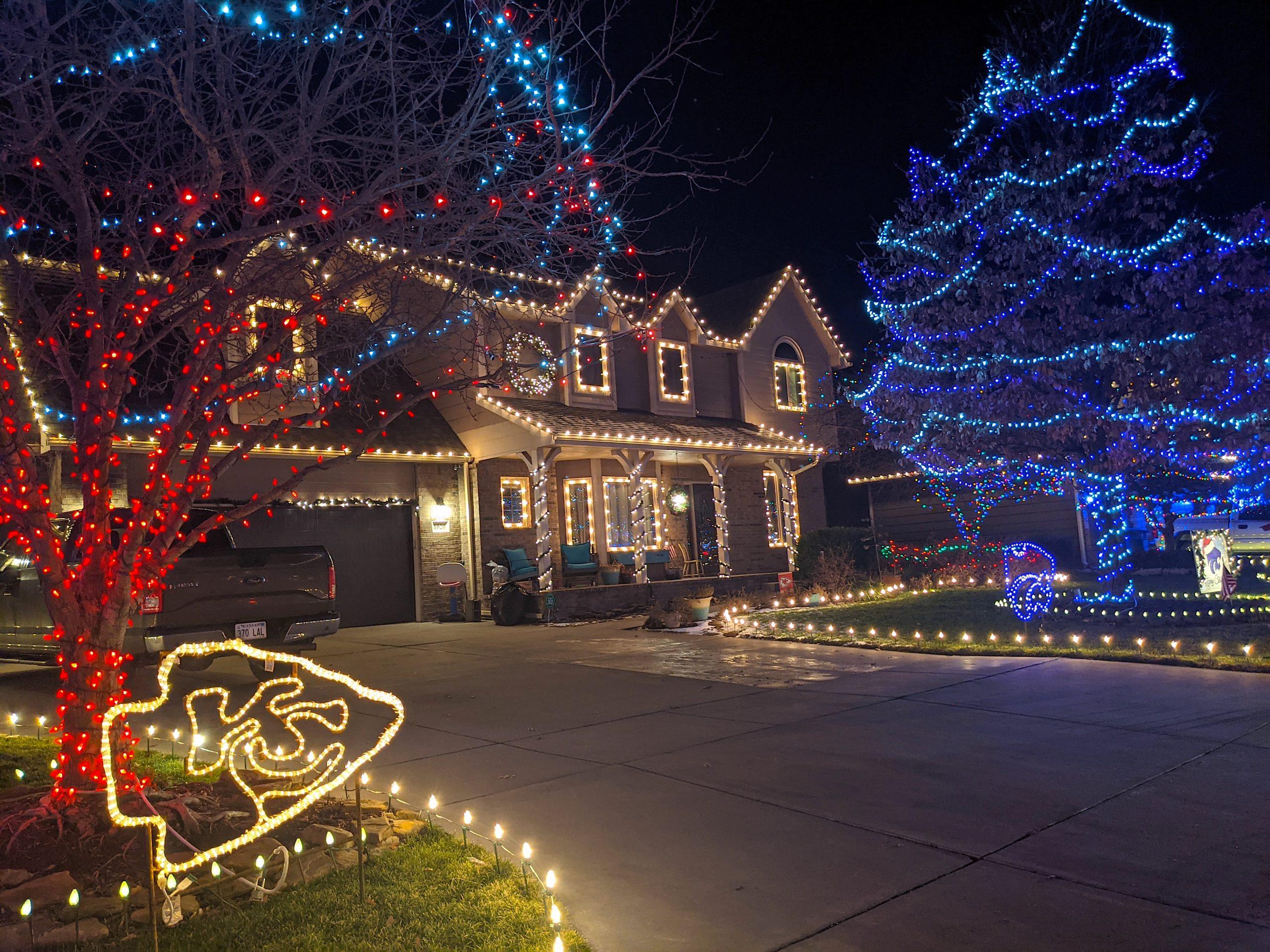 Christmas In Wichita Kansas 2021