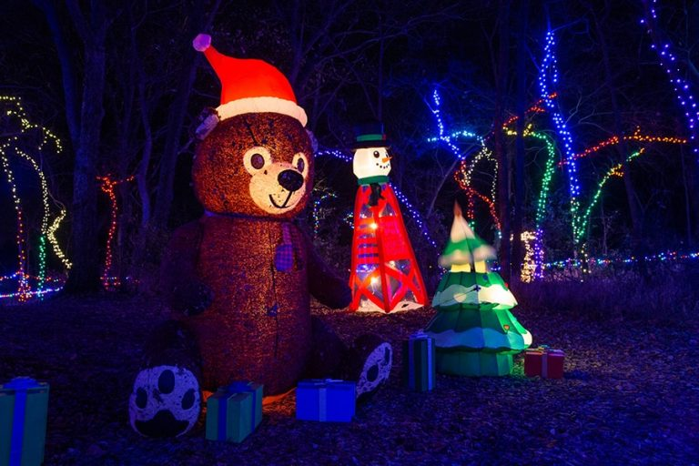 A Country Christmas Event Near Wichita | Santa, Reindeer, & Live Nativity