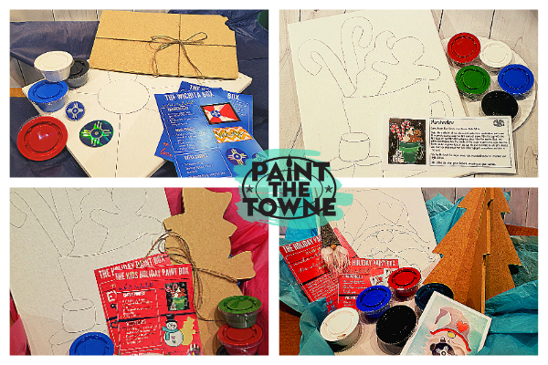 Gift Guide 2020 Paint