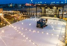 Wichita Outdoor Ice Rink