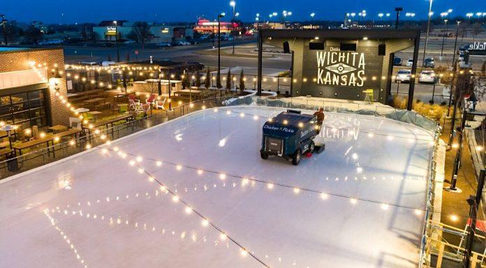 Wichita Outdoor Ice Rink