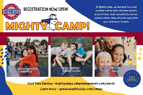 Summer Camp 2021 Genesis