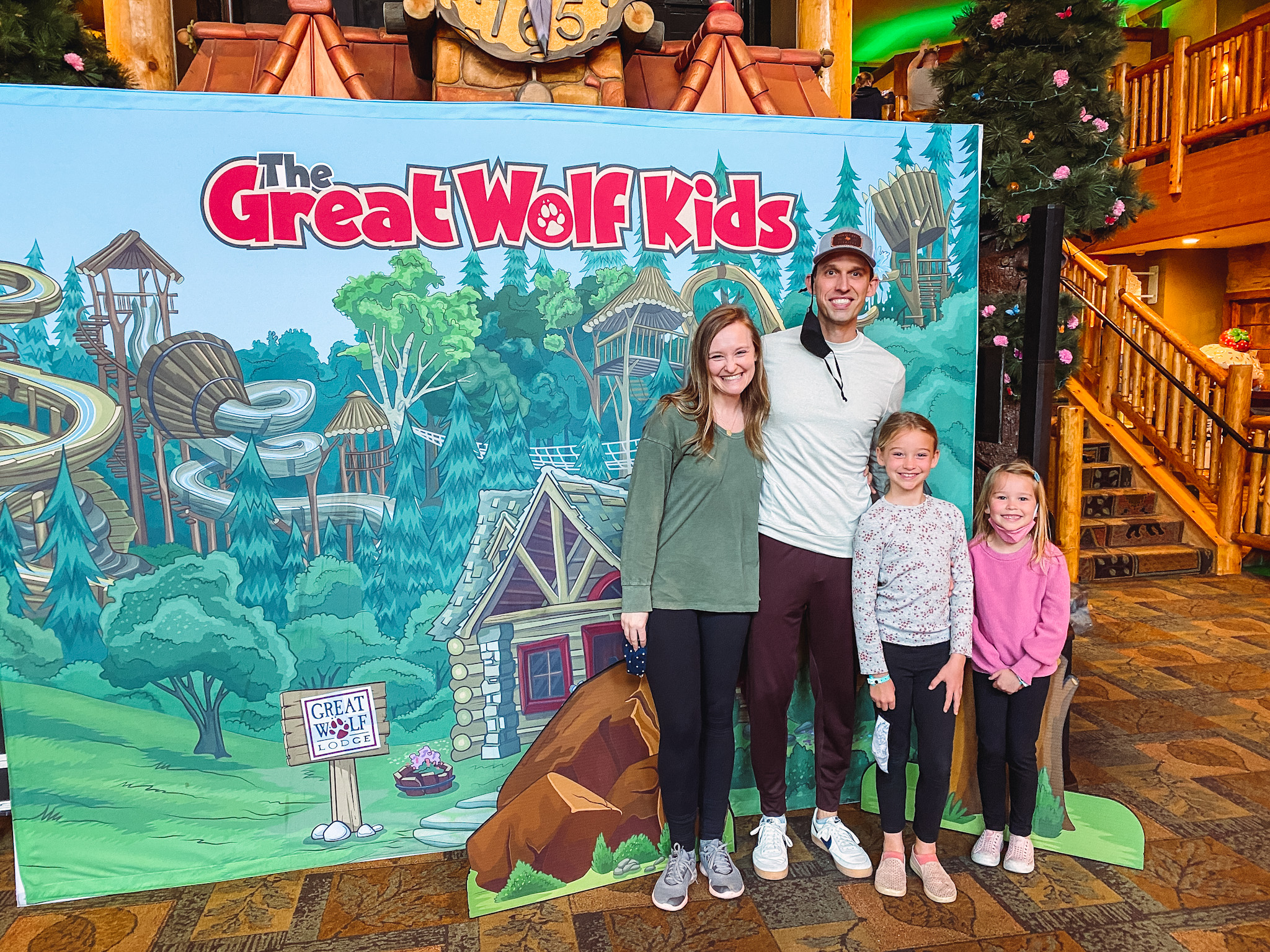 Great Wolf Kids