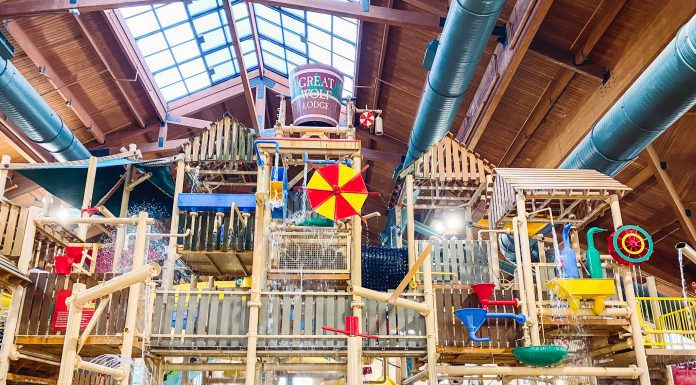 Great Wolf Lodge KC