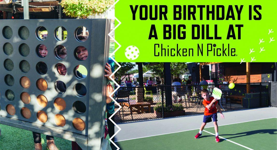 Birthday 2021 Chicken