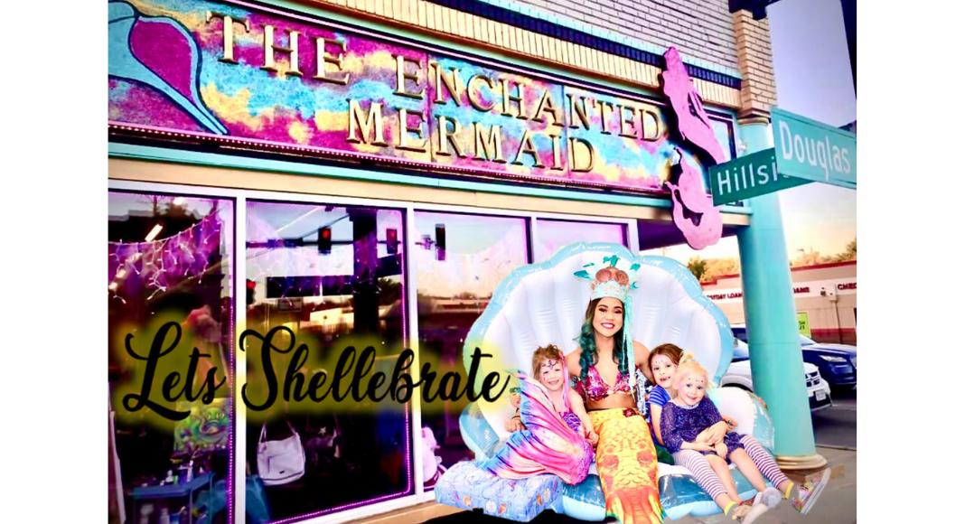 The Enchanted Mermaid Birthday