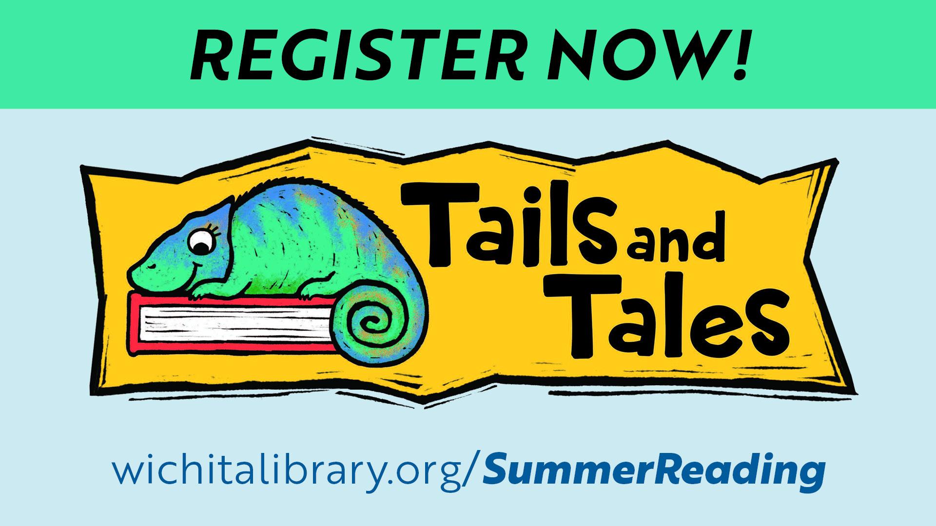 Summer Reading Wichita Public Library