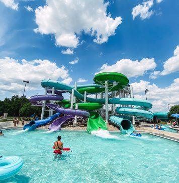 Kenwood Cove Aquatic Park Salina KS