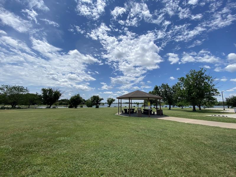 Augusta Kansas Robert Shyrock Park