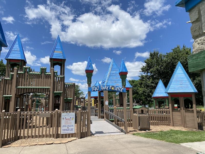 Augusta KS Play Pointe Park